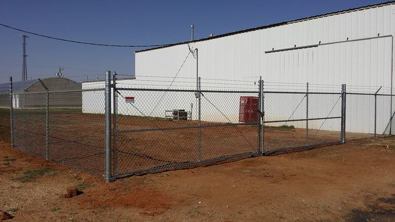 Lubbock Residential And Commercial Chain Link